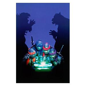 Ninja Turtles. Размер: 20 х 30 см